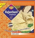 Anand (rajasthani) 4 Month Crispy Chana Lahsun Papad, Packet, 100-400 Pieces