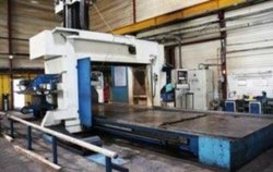 CNC Portal Milling Machine Manufacturing