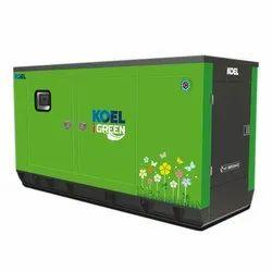 7.5 kVA KOEL by Kirloskar Portable Diesel Generator, 3 Phase