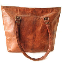SKH Brown Ladies Shoulder Bag