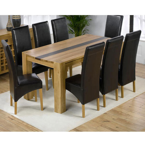 Nilkamal 8 Seater Dining Table Set 3645baf527fb