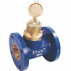 Bulk Enclosed Type Water Meter