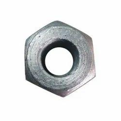 Mild Steel Polished MS Hex Nut