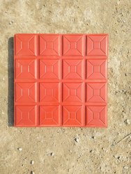 Concrete Chequered Tiles (16 Dabbi)