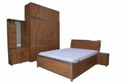 Wooden Bedroom Set