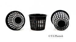 Plastic 3.75 inches net pot