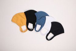 Cotton Spandex Reusable Fabric Mask