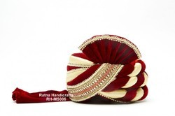 Hand Made Groom Safa