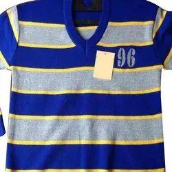 V Neck Full Sleeves Gents V-Neck Sweater