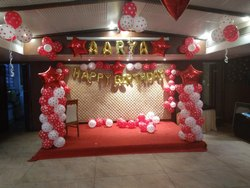 Anniversary Balloon Decoration Services