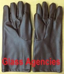EROSE Rubber Lead Glove, Black