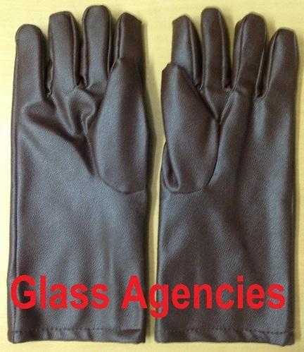 EROSE Rubber Lead Glove, Black