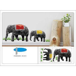 Elephant Wall Design