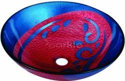 Glass Wash Bowl