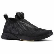 441f3a65260ea Reebok Pump Supreme Black White Shoes