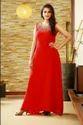 Women Designers Red Suit