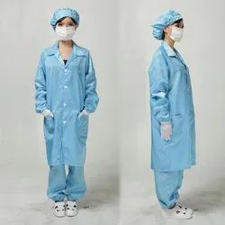 Antistatic Cleanroom Protection Suit
