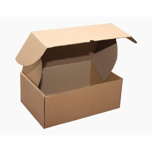 Craft Corrugated Box, for Packaging