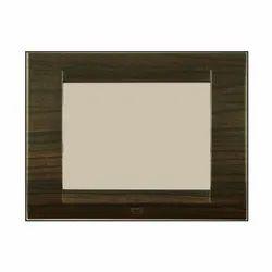 Roma Tresa Coffee Oak Cover Frame