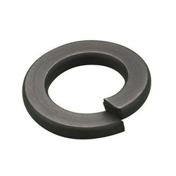 Flat Section Helical Spring Lock Washer