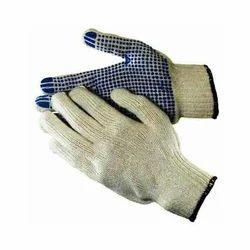 Full Finger Standard Dotted Gloves