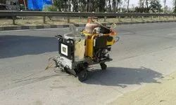 Semi Automatic Line Marking Machines