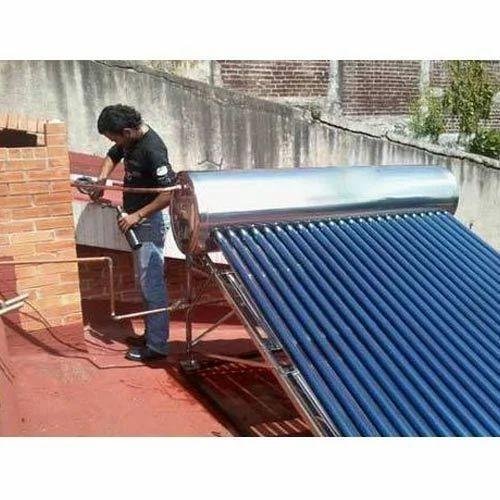 Solar Water Heater Installation Service Soura Natural