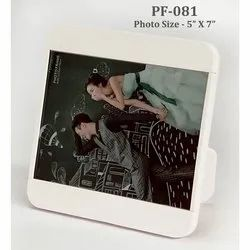 White Photo Frame 5-7
