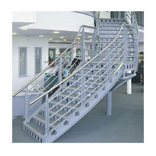 Attractive Mild Steel Staircase