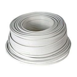 Rudra Electric White electric wire