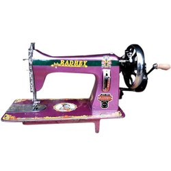 Domestic Manual Sewing Machine