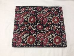 Bagru Red Print Fabric