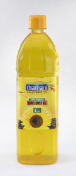 Thamani Natural Sunflower Oil, Packaging Size: 1 Litre, Packaging Type: Plastic Bottle