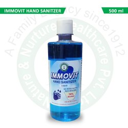 Immovit Hand Sanitizer 500 ML