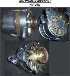Alternator Assembly MF 240