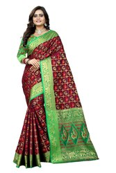 FANCY PATOLA SILK SAREE