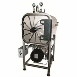 Horizontal Rectangular Triple Walled High Pressure Autoclave