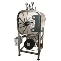 Horizontal Rectangular Triple Walled High Pressure Autoclave, Model: WAHR-1100