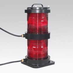 Navigation Light Double Tier All Round Red NUC RAM CXH6-10P