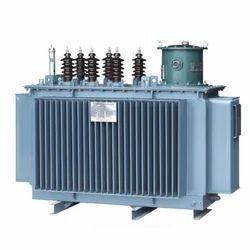 440 V 100-500 Kw Kirloskar Electric Transformer, For Industrial, Floor Mounted