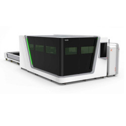 P Series All Cover Exchange Platform Laser Cutting Machine