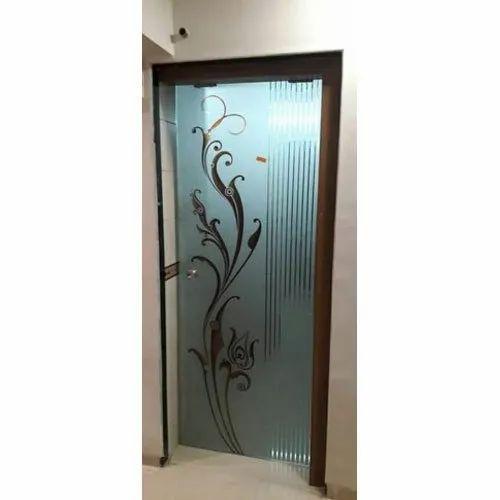 Gold Plus Designer Door Glass