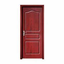 Red FRP Door