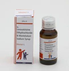 Montelukast Sodium Levocetirizine Syrup