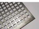 Square Hole Aluminium Perforated Sheet