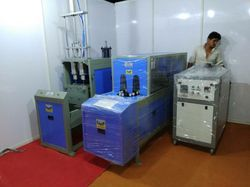 Pet Water Bottle Making Machines