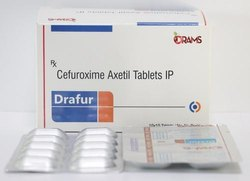 Cefuroxime Axetil Tablet
