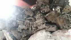 Automobile White, Grey Aluminum Tense Scrap