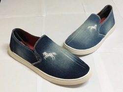 Boys Casual Denim Loafer