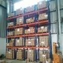 Meadium Duty Pallet Racks